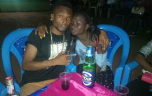 Acekid and side chic bae