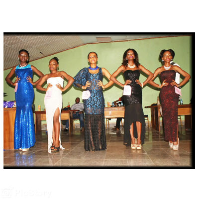 Female contestants at a glance