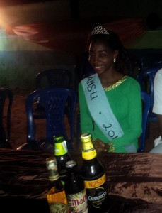 Chika Outgoing Queen, Face Of Ansu season1 winner
