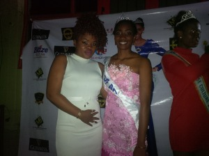 Corporate Mc Betty aka Oluwa B and Stephanie