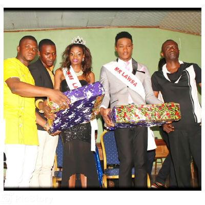 Presentation of prizes